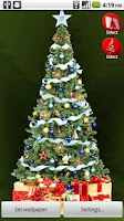 Screenshot of My Christmas Tree LWP