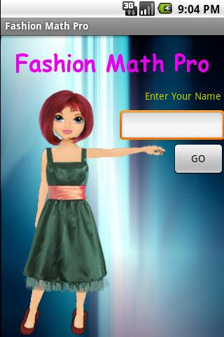 Fashion Math Pro