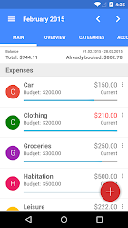 Our Budget Book Pro 6.0 APK 1