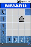 Screenshot of BIMARU - Battleships Sudoku