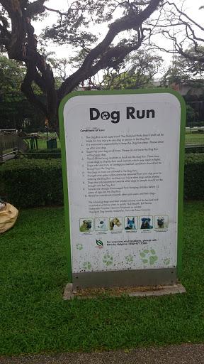 Katong Park Dog Run