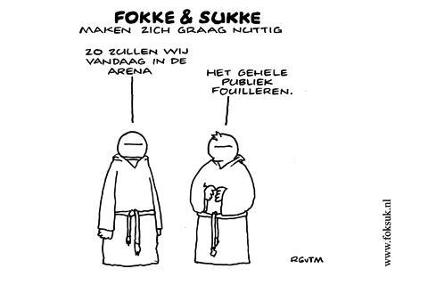 【免費漫畫App】Fokke en Sukke-APP點子