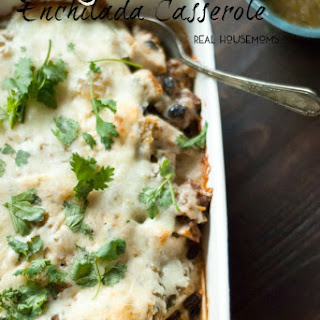 Chorizo Enchilada Casserole Recipes