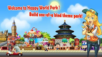 Screenshot of Happy World Park - Fun & Free
