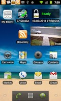 Screenshot of IP Cam Viewer Lite