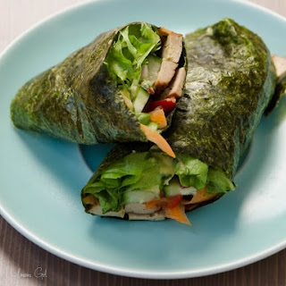 Nori Rolls Without Rice Recipes