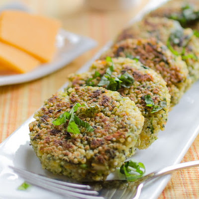 Loaded Quinoa Veggie Sliders