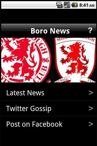 Middlesbrough FC News
