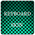 Green Carbon Keyboard Skin icon
