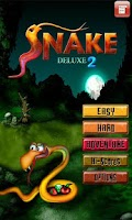 Screenshot of Snake Deluxe Lite