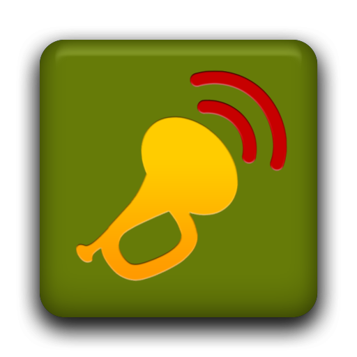 Bugle Alarm LOGO-APP點子