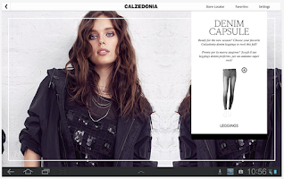 Screenshot of Calzedonia Official App