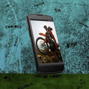 Dirt Bikes Wallpaper - screenshot