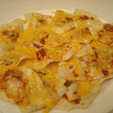 Kid-Friendly Cheesy Nachos