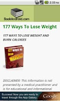 Screenshot of 177 Ways To Lose Weight