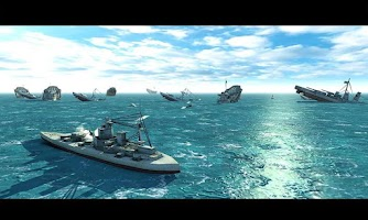 Screenshot of Battleship War