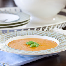 Healthy Tomato Bisque