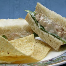 Easy Chicken Salad Sandwich