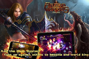Screenshot of Armed Heroes(BGI)