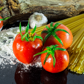 Tomatoes#3 by Riad Zbeida - Food & Drink Cooking & Baking