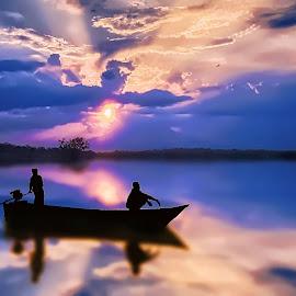 * Cengklik 005 * by Ari Sarasto - Transportation Boats