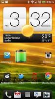 Screenshot of Battery Monitor Widget Free