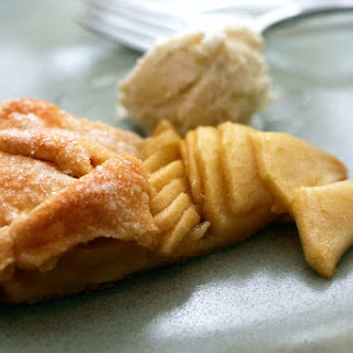 Alice Waters's Apple Tart