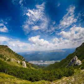 Platoul Bucegi by Macinca Adrian - Landscapes Mountains & Hills ( bucegi )