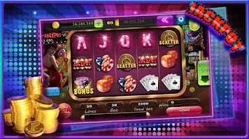 Screenshot of Jackpot Slots Club