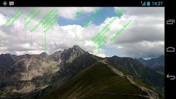 Screenshot of Panorama Tatr