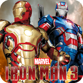 Iron Man 3 Live Wallpaper APK for Bluestacks
