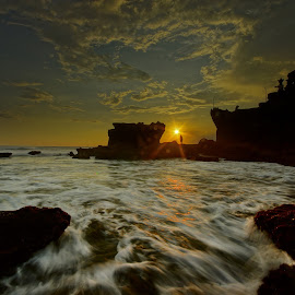 by Wyman Wong - Landscapes Sunsets & Sunrises ( views, sea, earth, landscapes, light )