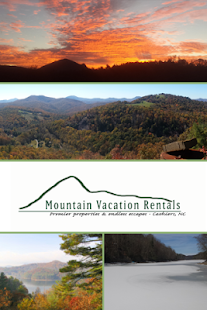 Mountain Vacation Rentals - screenshot