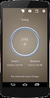 Screenshot of myPill® Birth Control Reminder