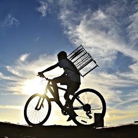 by Yudi Dhaniwanto - Transportation Bicycles
