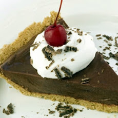 Chocolate Cool Whip Pie