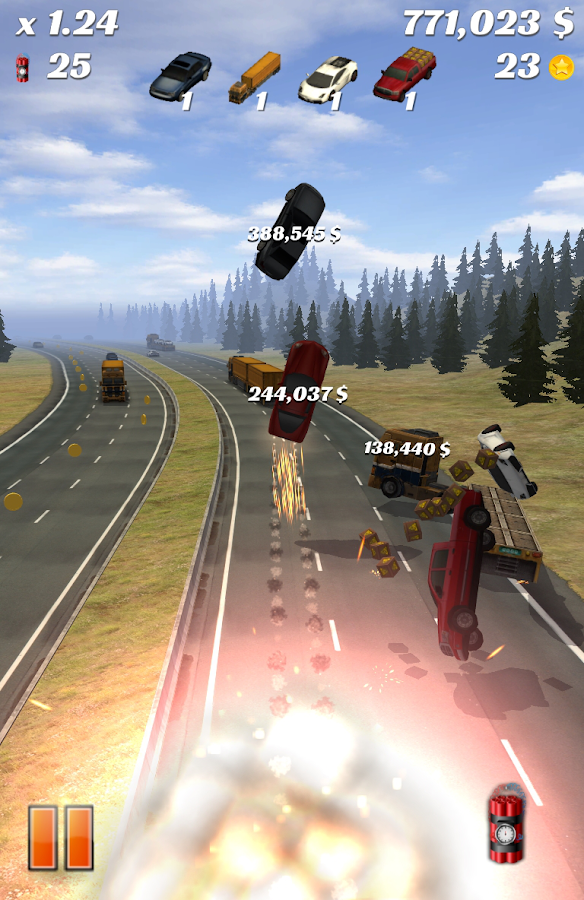 Highway Crash Derby Screenshot 9