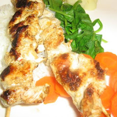 Thai Chicken Skewers