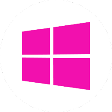 GOWidget - Win8 Pink Theme