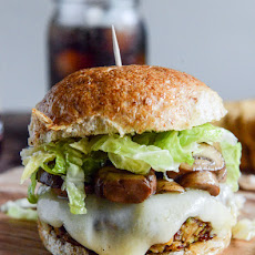 Crispy Autumn Veg Burgers with Apple Cider Slaw