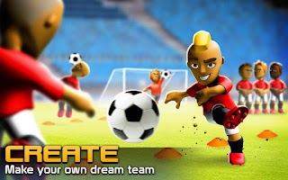 Screenshot of BIG WIN Soccer (football)