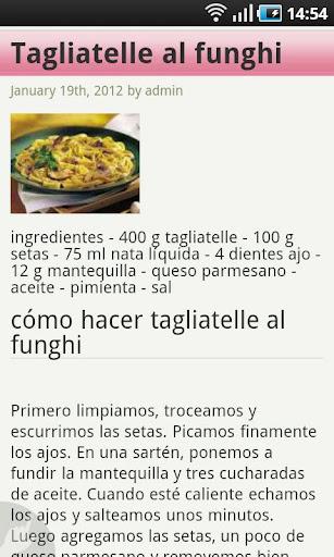 玩免費生活APP|下載意大利烹調食譜 app不用錢|硬是要APP