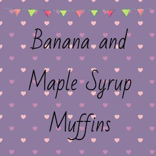 Vegan Banana Muffins Maple Syrup Recipes