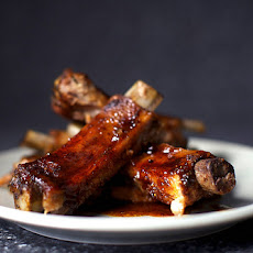 Sweet and Smoky Oven Spareribs