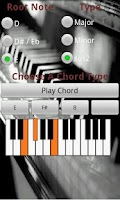 Screenshot of Piano Tutor
