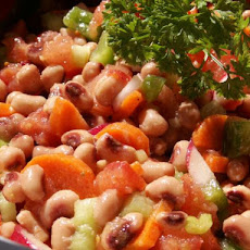 Confetti Black Eyed Pea Salad