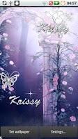 Screenshot of Krissy Diamonds Live