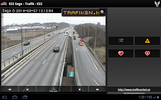 Screenshot of Cameras Denmark