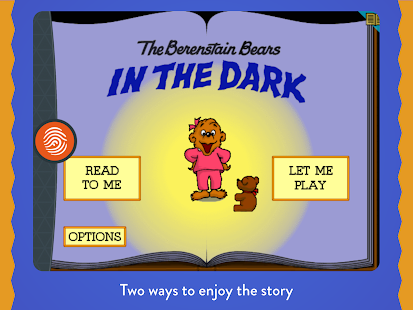 Berenstain Bears in the Dark - screenshot