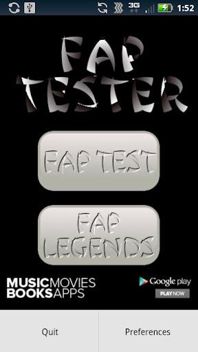 FAP Tester 玩娛樂App免費 玩APPs